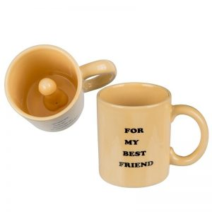 "CANECA ""FOR MY BEST FRIEND"""